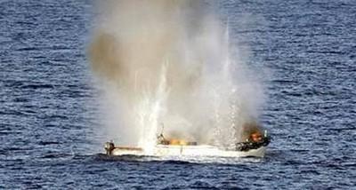 ソマリアの海賊がアメリカとロシアにやられる.jpg