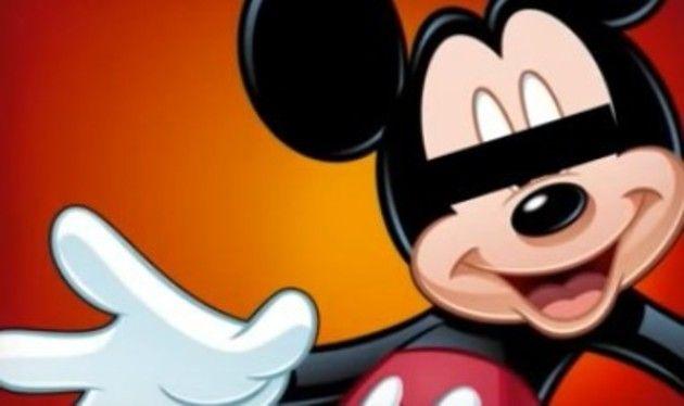 ミッキーマウスのテーマを短調で