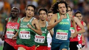 パラリンピックで新記録