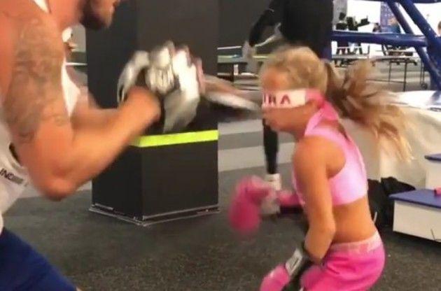 天才ボクシング少女