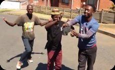 南アフリカのパフォーマー