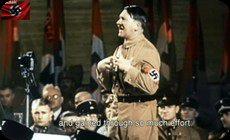 カラーのヒトラー