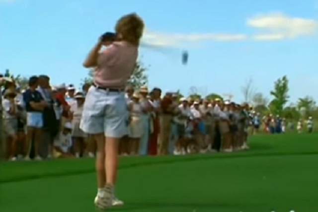 アマチュアゴルファーの近くで見学していてはいけない.png