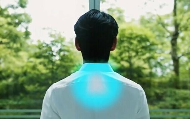 """【動画】 ソニー(Sony)が""""着られるエアコン""""を開発www!!"""