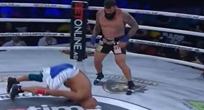 """プロ格闘家、""""素手ボクシング"""" の試合でボコボコにされ死亡.jpg"""