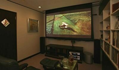ワイの部屋、映画館みたいになる.jpg