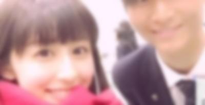 人気女子アナの学生時代の男の写真w.jpg
