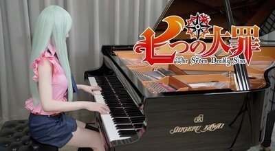 「【朗報】例のえちえちピアノYouTuberさん、ばりくそ可愛かった」 ほか