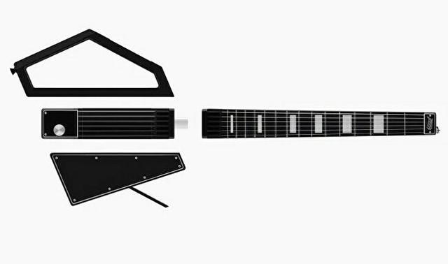 分解できる小型携帯型ギター.jpg
