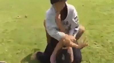 格闘技を習っている女子が相手を潰す.jpg