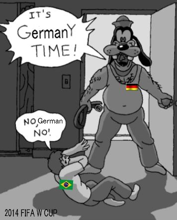 IT's germany time