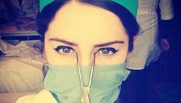 ロシアのナース、看護婦さん