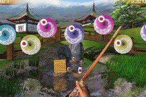 和弓のゲーム