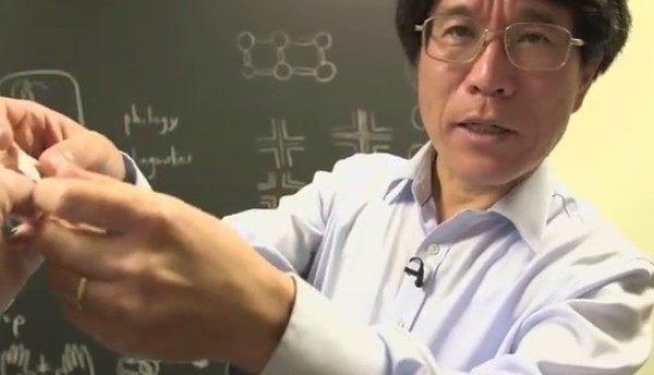 時枝正博士のペーパーマジック