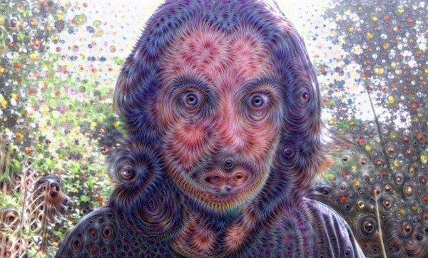 グーグルの人工知能が見る夢