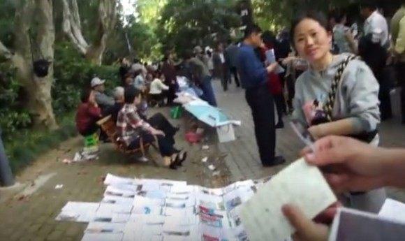 中国上海の婚活事情
