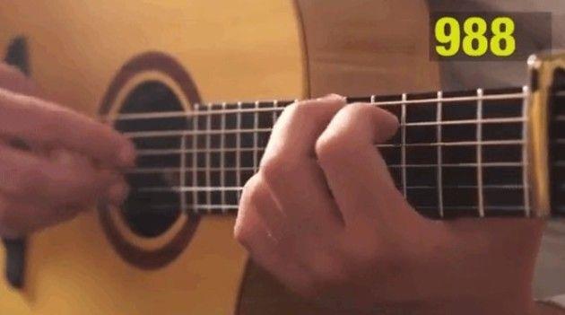 ギターの速弾きピッキング