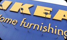 IKEAでホラーパロディ