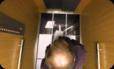 エレベーターの底が抜ける