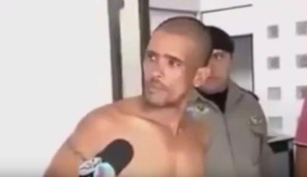 犯罪者がインタビュアーにした回答