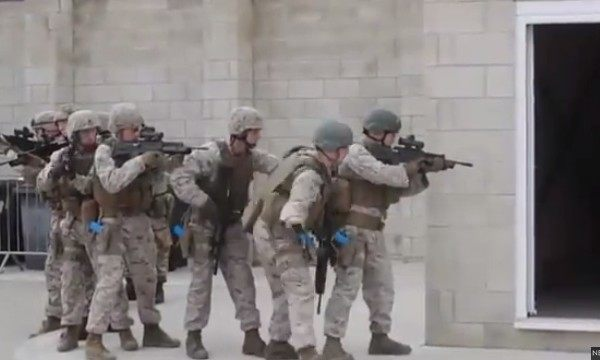 アメリカ海兵隊の失敗手りゅう弾