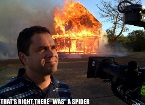 yes that's was spider