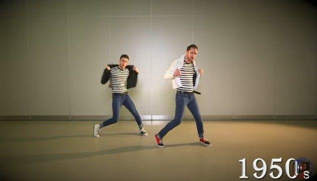 ダンスの歴史