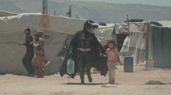 バットマン、イン、シリア