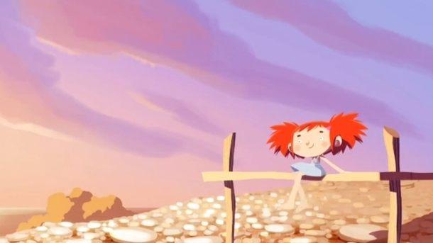 アニメ作品、少女の夢