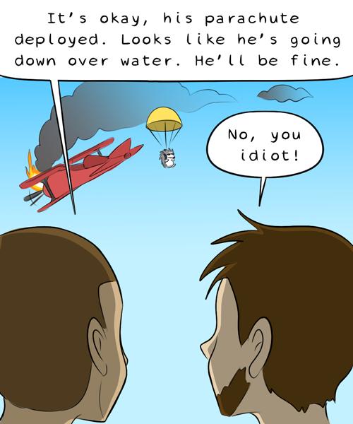 ヘッジホッグの救出 (4)