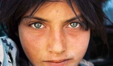 アフガン人のルックス