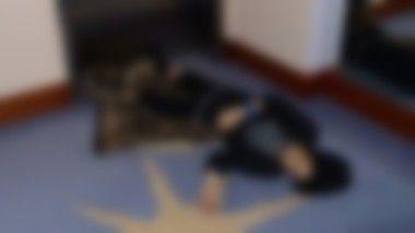 プリンスの死体写真