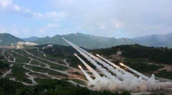 kankokunogunjikunnrenn韓国の軍事訓練