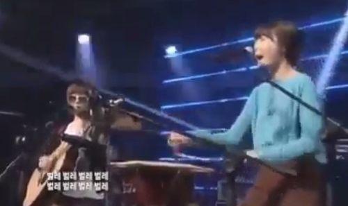 韓国の女の子バンド