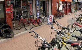 韓国の自転車事情