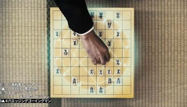 将棋を中二病で