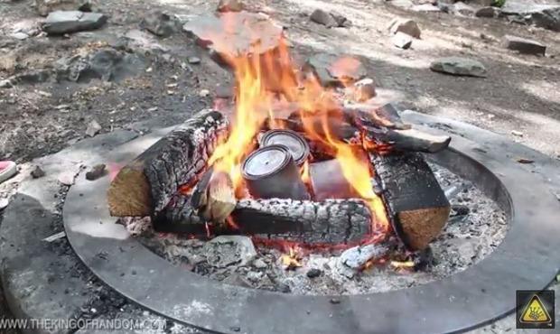 炭の作り方
