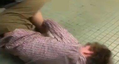 いじめられっ子の柔術
