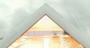 ピラミッド型ハウス