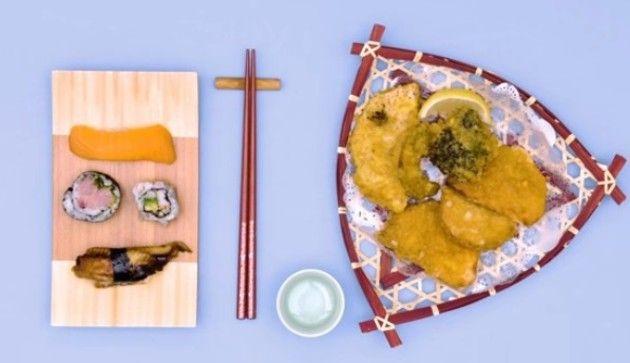 てんぷらは日本料理じゃない