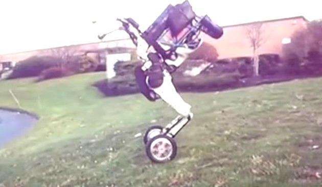 ボストンダイナミクスの新しいロボット