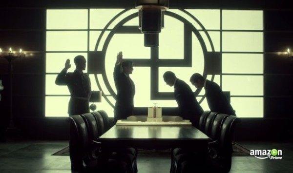 日本とナチが支配するアメリカ映画