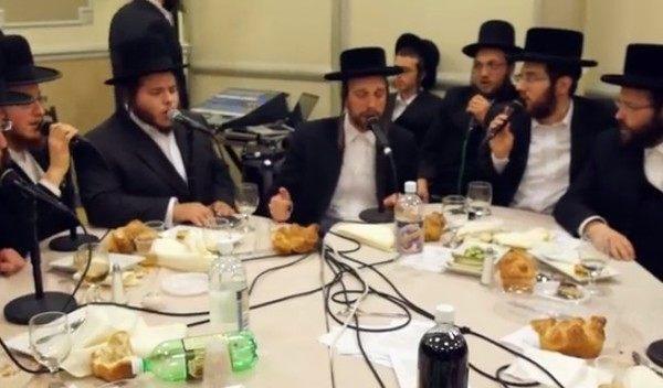 ユダヤ教の歌
