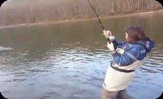 恐怖の釣り