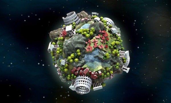 地球の歴史をアニメで可視化
