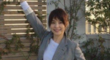 石田ゆり子、ババアなのにカワイイ