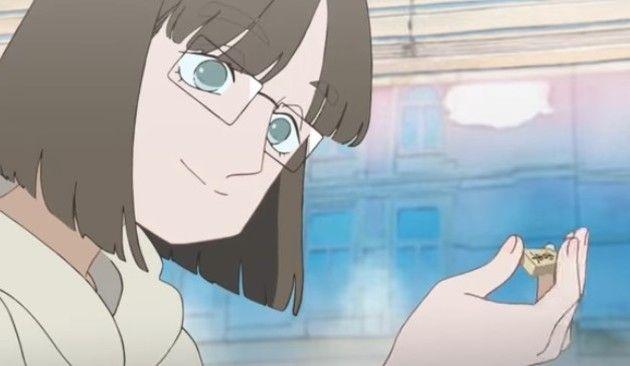 外国人女性初の将棋棋士カロリーナさんのアニメ