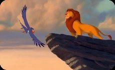 グリンピースのライオンキング