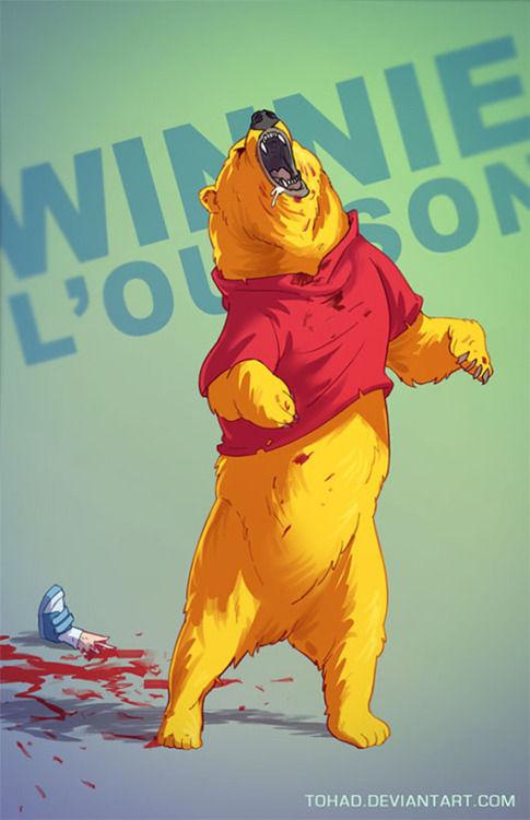 クマのプーさんの実写化と言っても