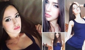ロシアの美女、ミスコン